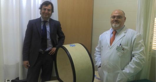 Dr. Cobos miembro de la asociación del dolor